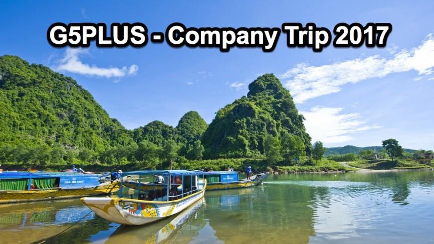 G5 ANNUAL COMPANY TRIP – QUANG BINH 2017