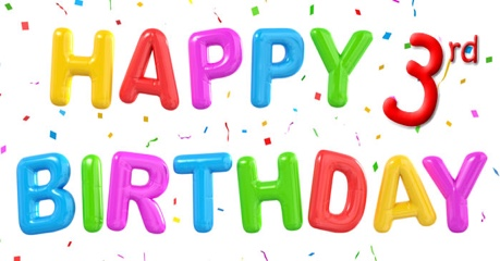 G5Plus 3rd Birthday Celebration