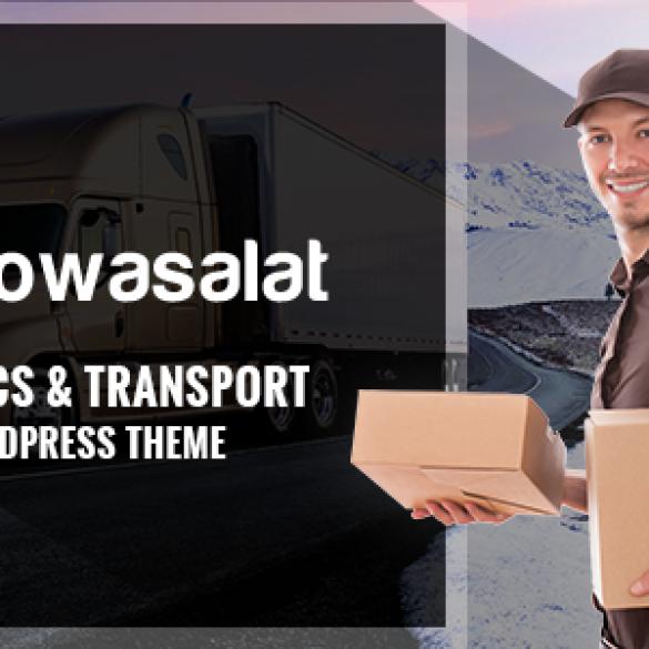 Mowasalat – Logistic and Transports WP Theme