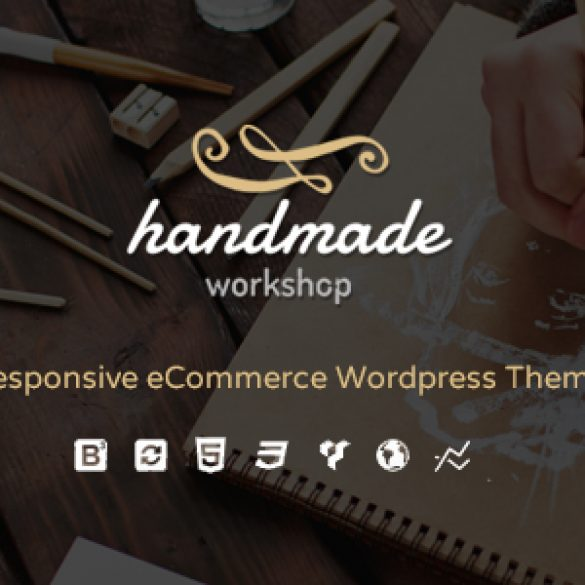 Handmade – Shop WordPress WooCommerce Theme