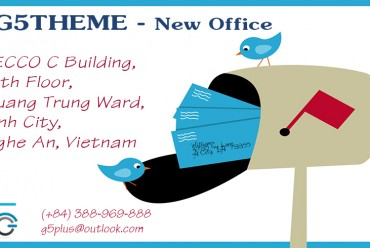 NEW OFFICE – NEW OPPORTUNITY