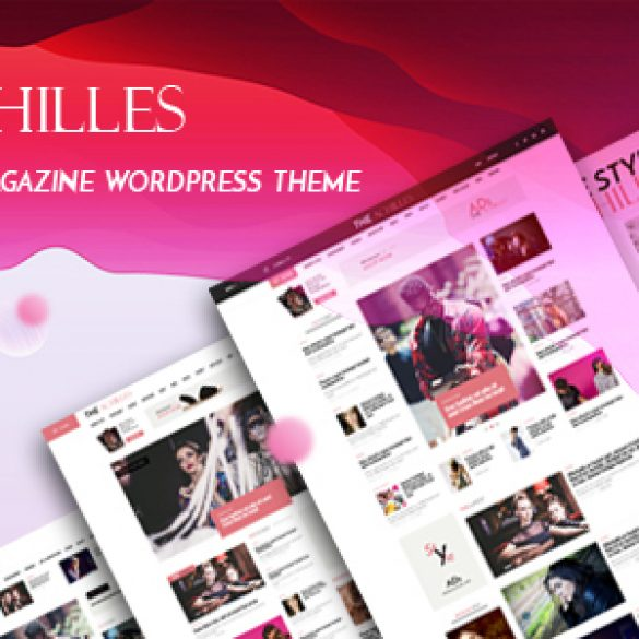 Achilles – Multipurpose Magazine & Blog WordPress Theme