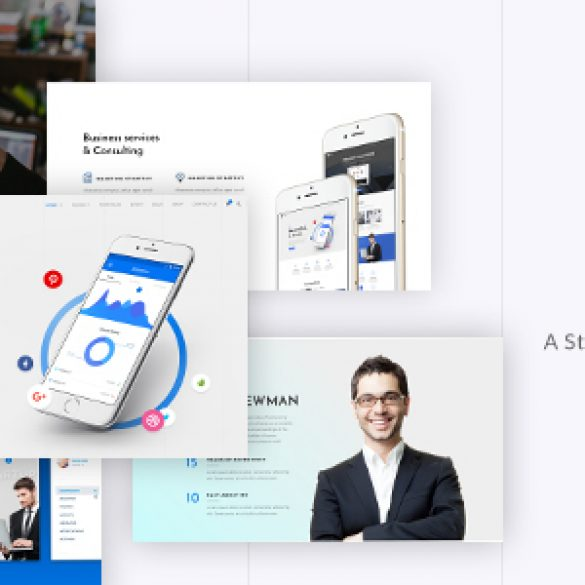 StartUp – Responsive Multi-Purpose WordPress Theme